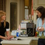 Friends: this little tackle from Jennifer Aniston to Courteney Cox ... casually