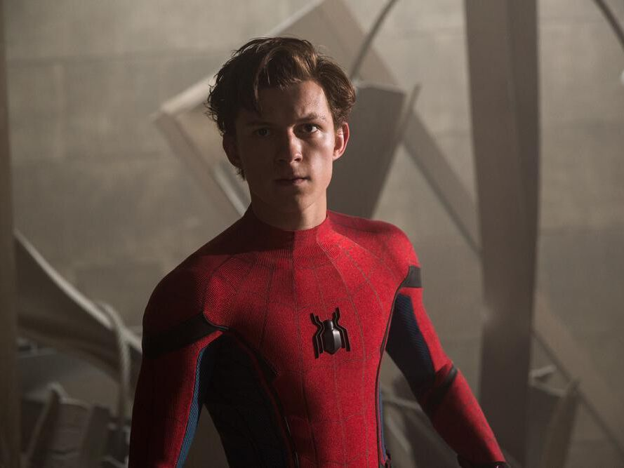 Tom Holland: his naughty idea to spice up Spider-Man adventures