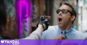 1623645163 Free Guy Ryan Reynolds is an NPC in the trailer