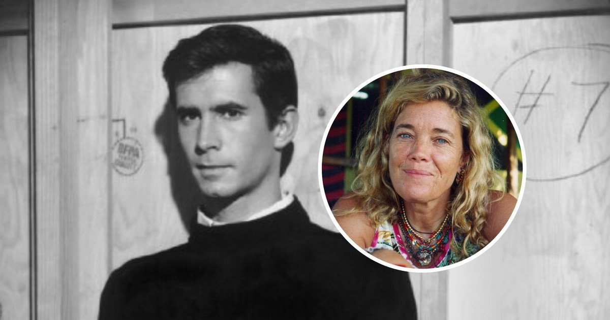 The cursed romance of Anthony Perkins, the actor whose life was ruined for playing Norman Bates in Psycho