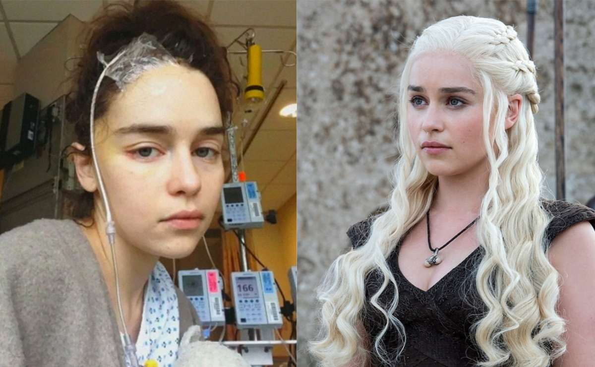 Emilia Clarke's strong health problems that she has faced