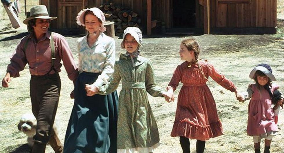 """How old are the actors in """"The Ingalls Family"""" today?"""