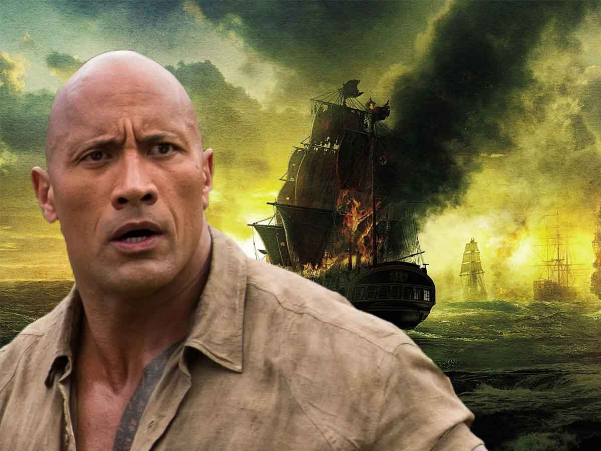 Dwayne Johnson pushes to stay with Pirates of the Caribbean