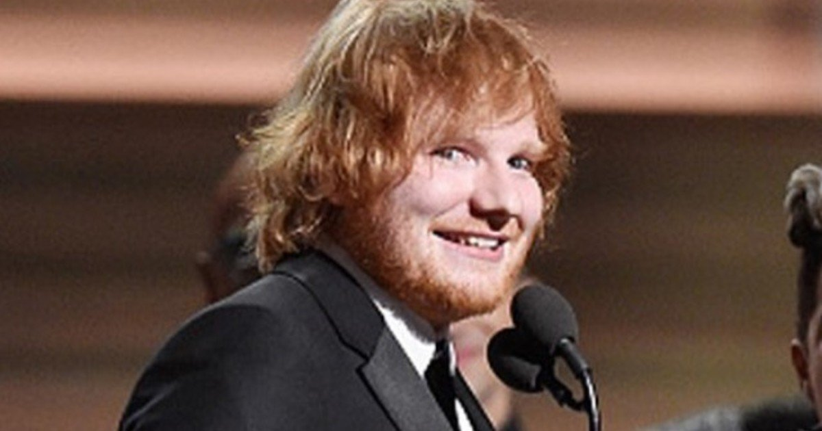 Video of teenage Ed Sheeran singing at school up for auction