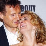 Liam Neeson, the widower who has paid tribute to his wife in every movie for 13 years