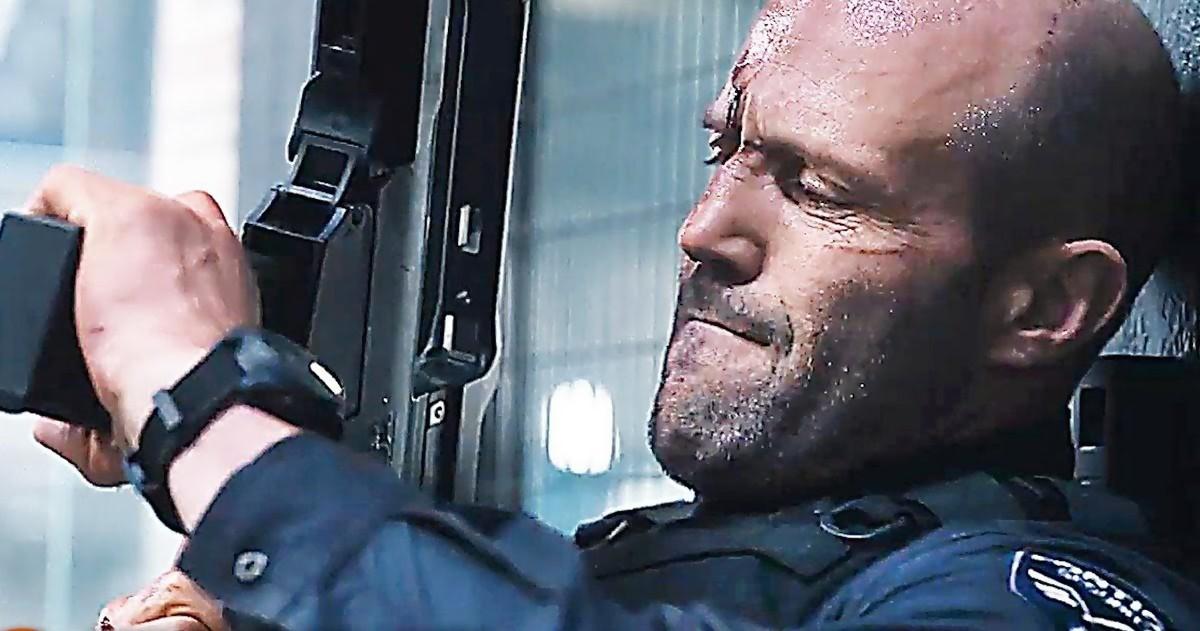 """Jason Statham, I see people shaking in front of him"" Josh Harnett"