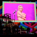 Miley Cyrus presents concert at Peacock for Pride Month
