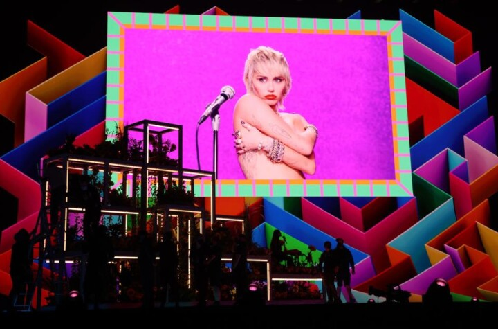 1623979591 Miley Cyrus presents concert at Peacock for Pride Month