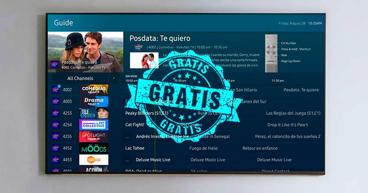 Samsung TV Plus adds two channels for free, but removes two more