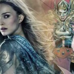 Filtered how Jane Foster (Natalie Portman) will receive the power of Thor