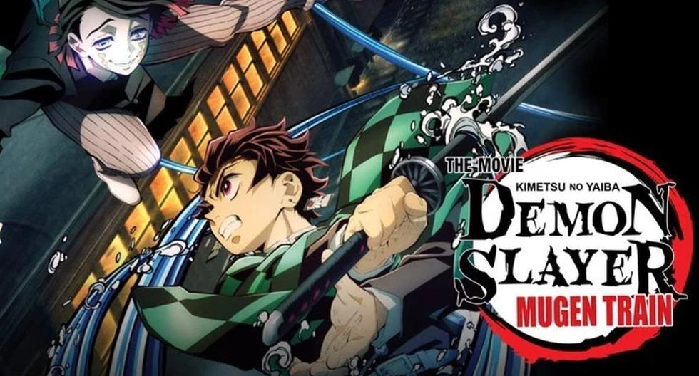 """Demon Slayer: Mugen Train"" ONLINE at Funimation: ""Kimetsu no Yaiba"" movie release date"