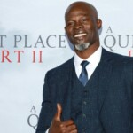 """""""Without a noise 2"""", Marvel, """"Amistad"""" ... Djimon Hounsou, the Beninese actor who became a star in Hollywood"""