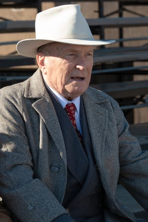 """Robert Duvall talks about """"12 Mighty Orphans"""", Marlon Brando and retirement"""