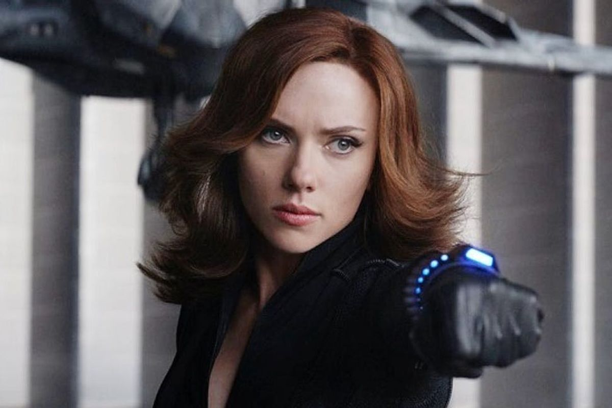 Scarlett Johansson says goodbye to a Black Widow full of doubts