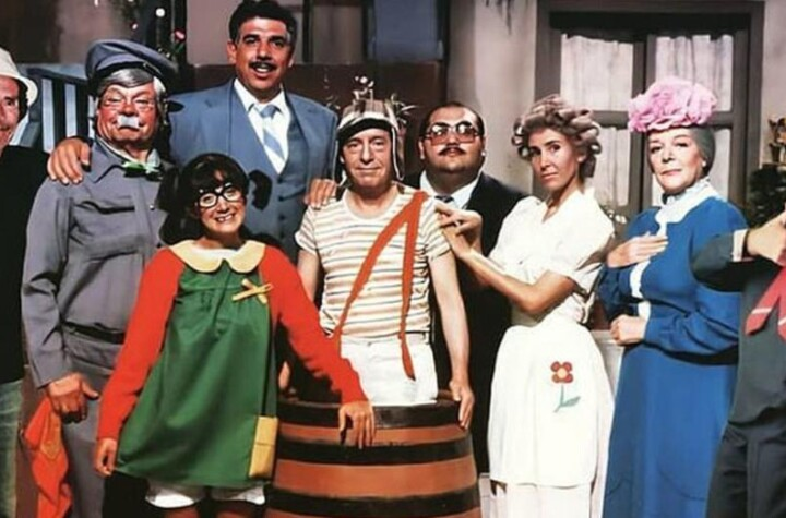 1624172151 Find out where Chavo del 8 lived before arriving in