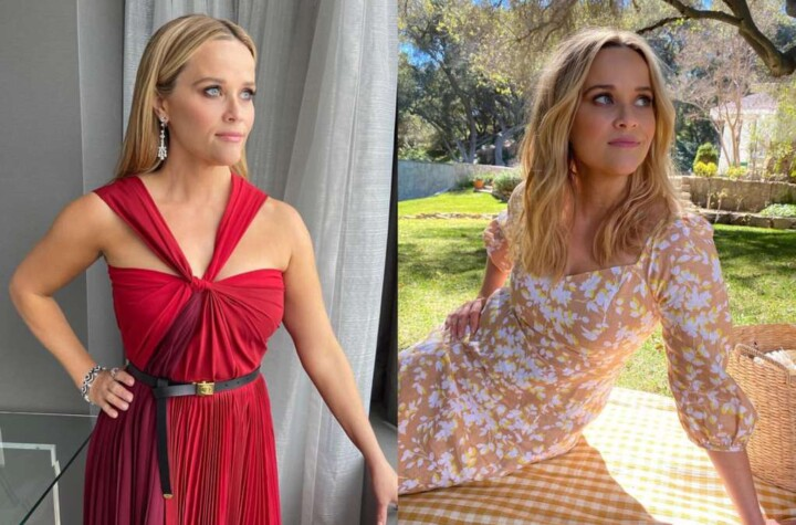 1624201062 Reese Witherspoon reappeared in a trendy cover