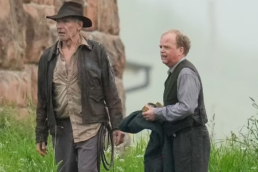 'Indiana Jones 5': everything we know about the return of the old hero played by Harrison Ford