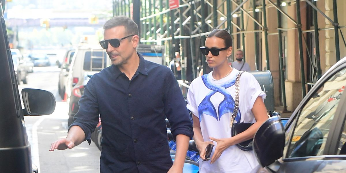 Irina Shayk and Bradley Cooper go out together in New York