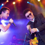 Andrés Cepeda and Fonseca, the compadres who make magic with music
