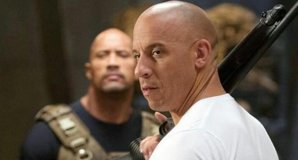 """""""Fast and Furious"""": Vin Diesel's confession about his fight with Dwayne Johnson"""