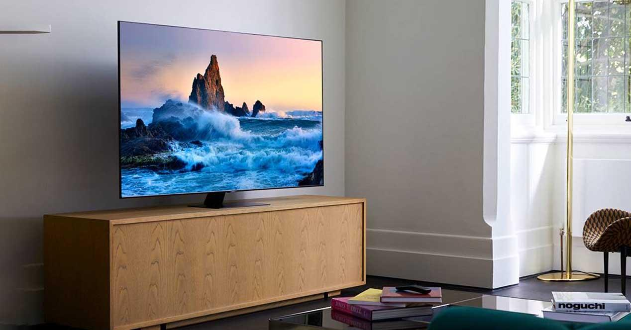 Renew your TV with this 55 Samsung Smart TV with Alexa