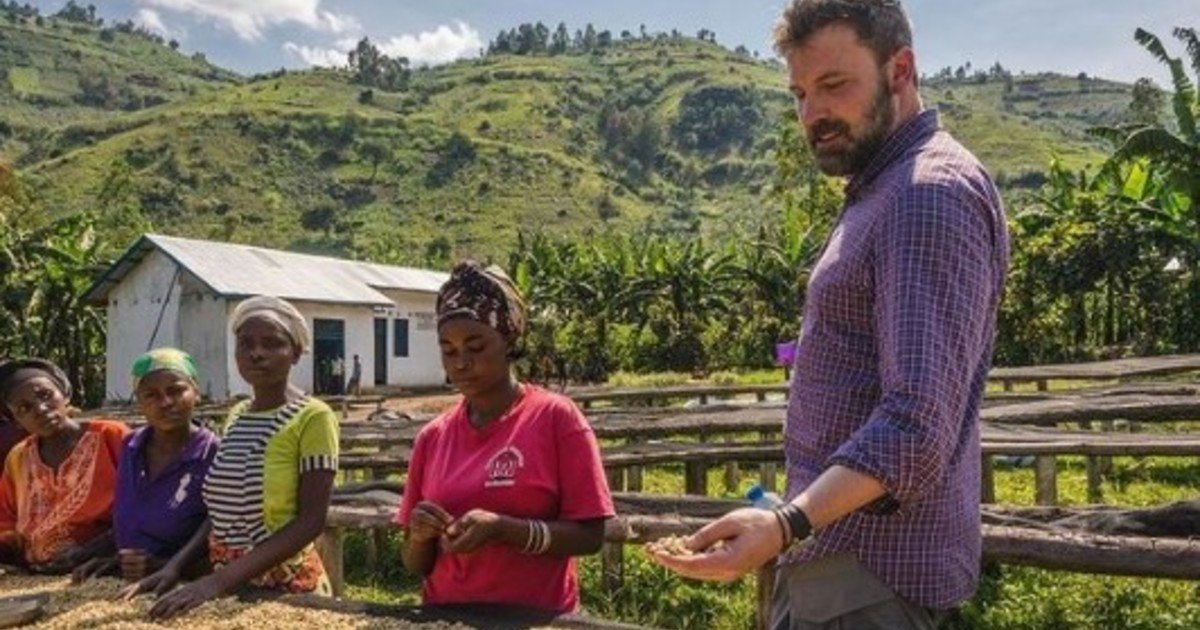 1624607067 Ben Affleck works against hunger and violence in Congo and