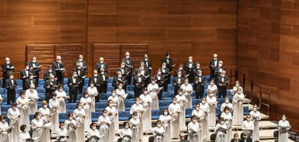 """The Orfeón Donostiarra announces """"elements of surprise"""" in its opera and zarzuela concert"""