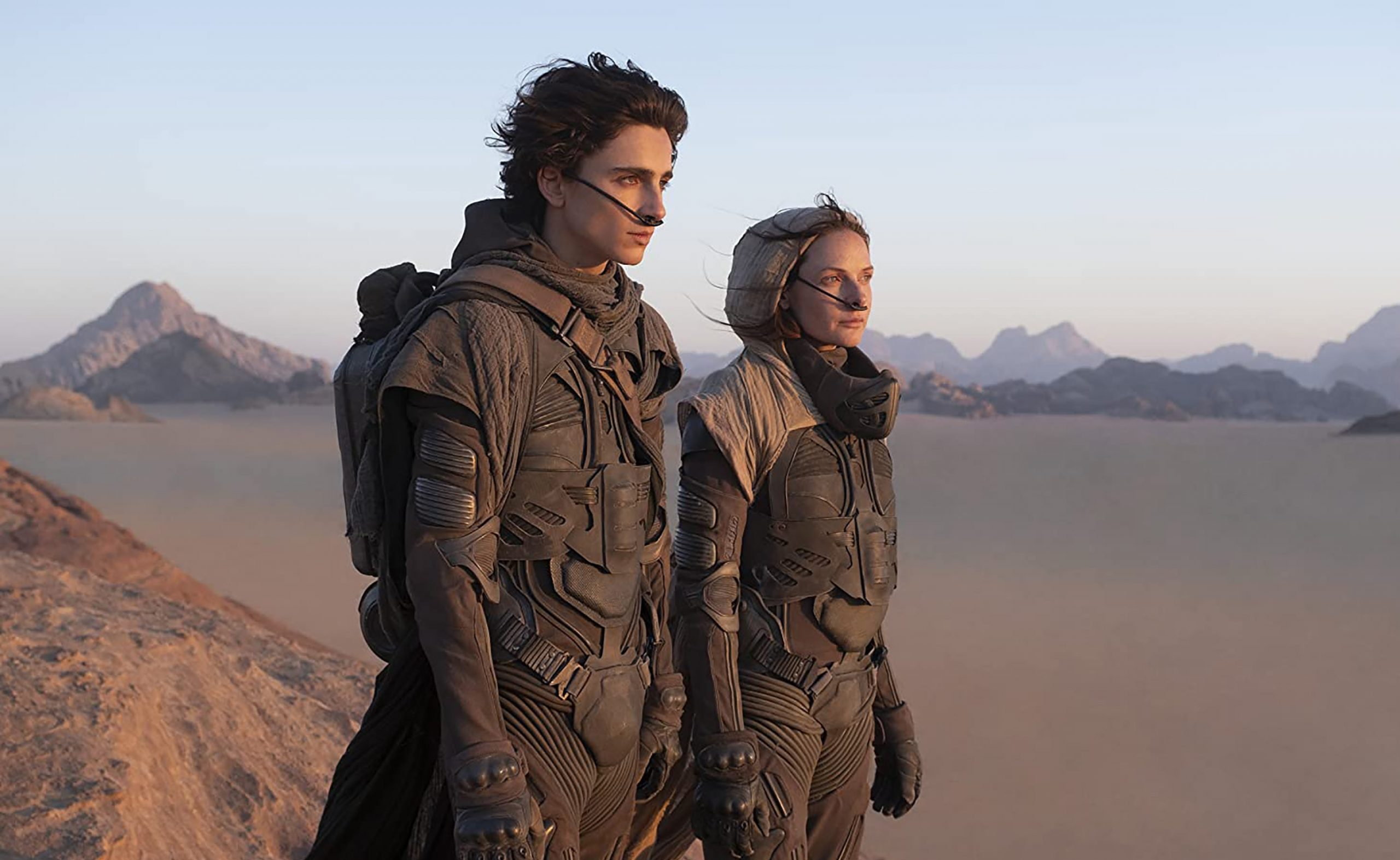 'Dune' anticipates its premiere in Spain and you can see it a month earlier than in the US.