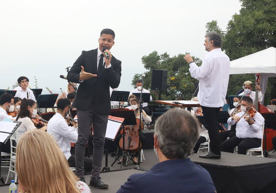Concert for the bicentennial of Guayaquil was also a tribute to Carlos Rubira Infante | Culture | Entertainment