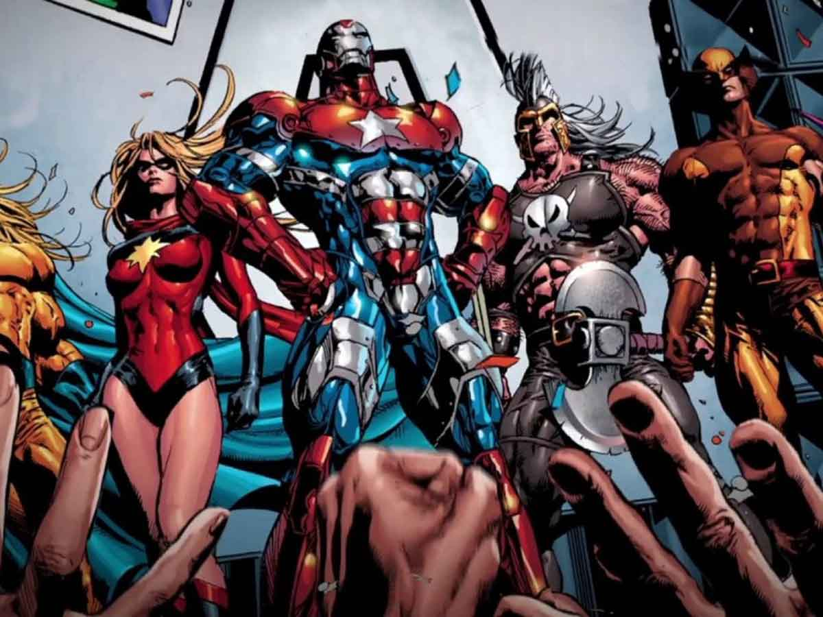 Marvel Studios would be planning to introduce the Dark Avengers