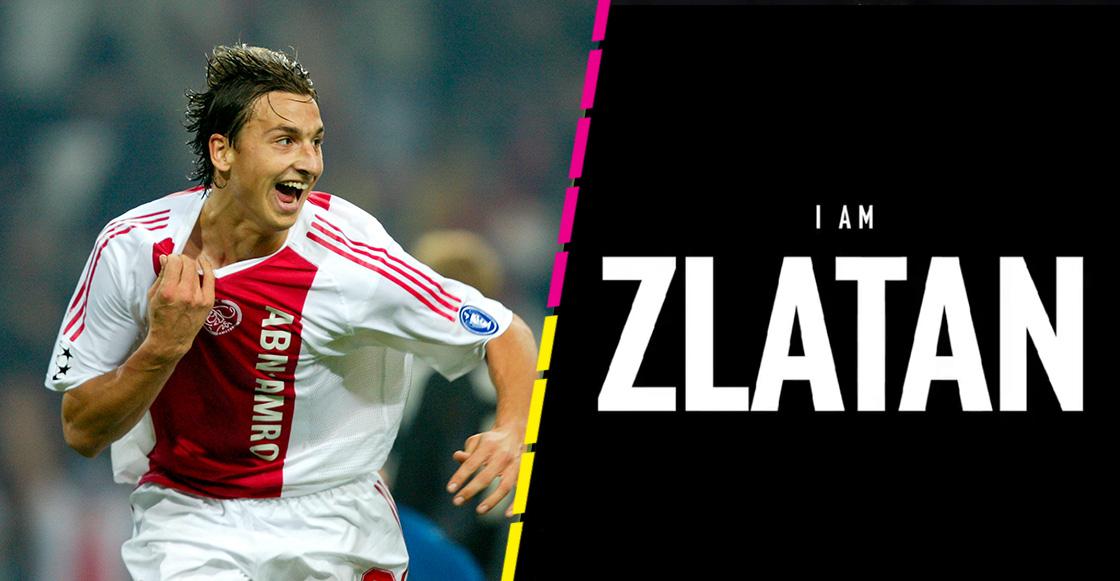 Zlatan Ibrahimovic presents the trailer for his biopic: 'I am Zlatan'