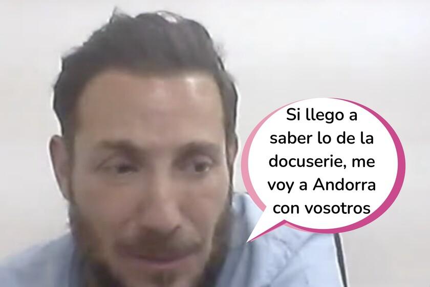 """Antonio David Flores rompe su silencio con una entrevista youtuber de lo más predecible y carente de pruebas: """"Conmigo han hecho terrorismo mediático"""""""