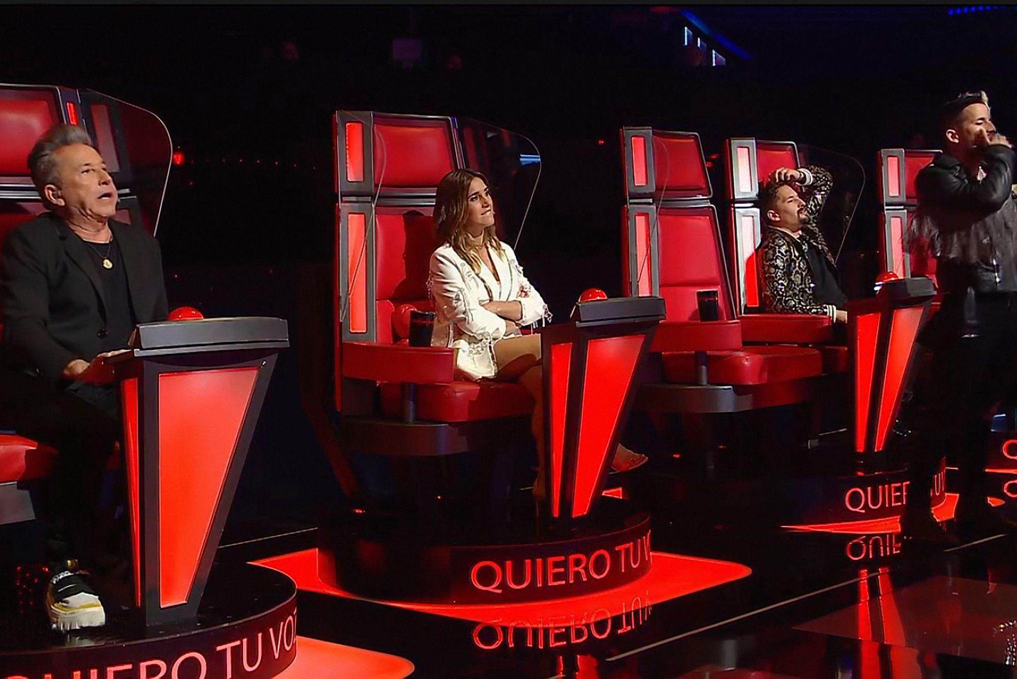 1624976802 La Voz the shame of the jury when making a