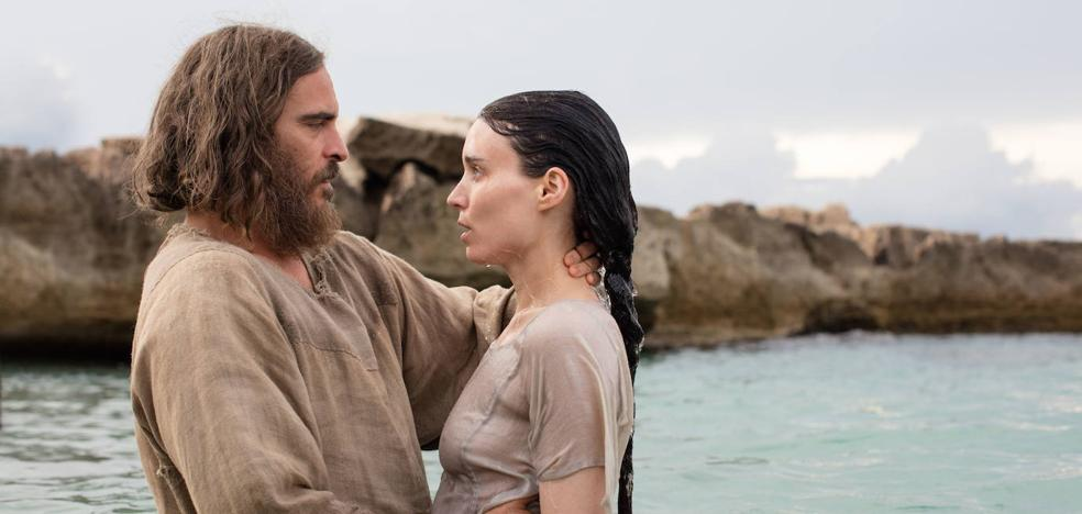 Lynne Ramsay to direct Joaquin Phoenix and Rooney Mara in 'Polaris'