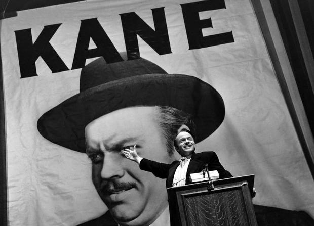 Orson Welles directed and starred in