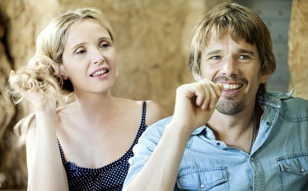 The film closes director Richard Linklater's romantic trilogy, consisting of 'Before Sunrise' (1995) and 'Before Sunset' (2004). (Diffusion)