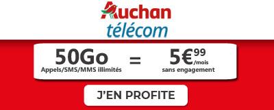 Auchan mobile plan