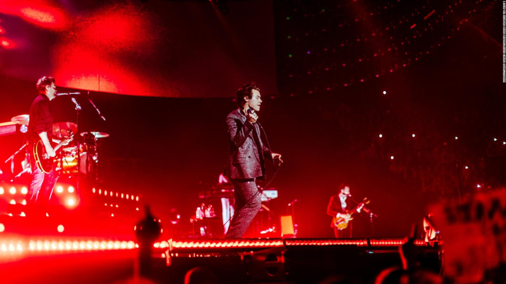 Harry Styles and the concerts that are coming this summer