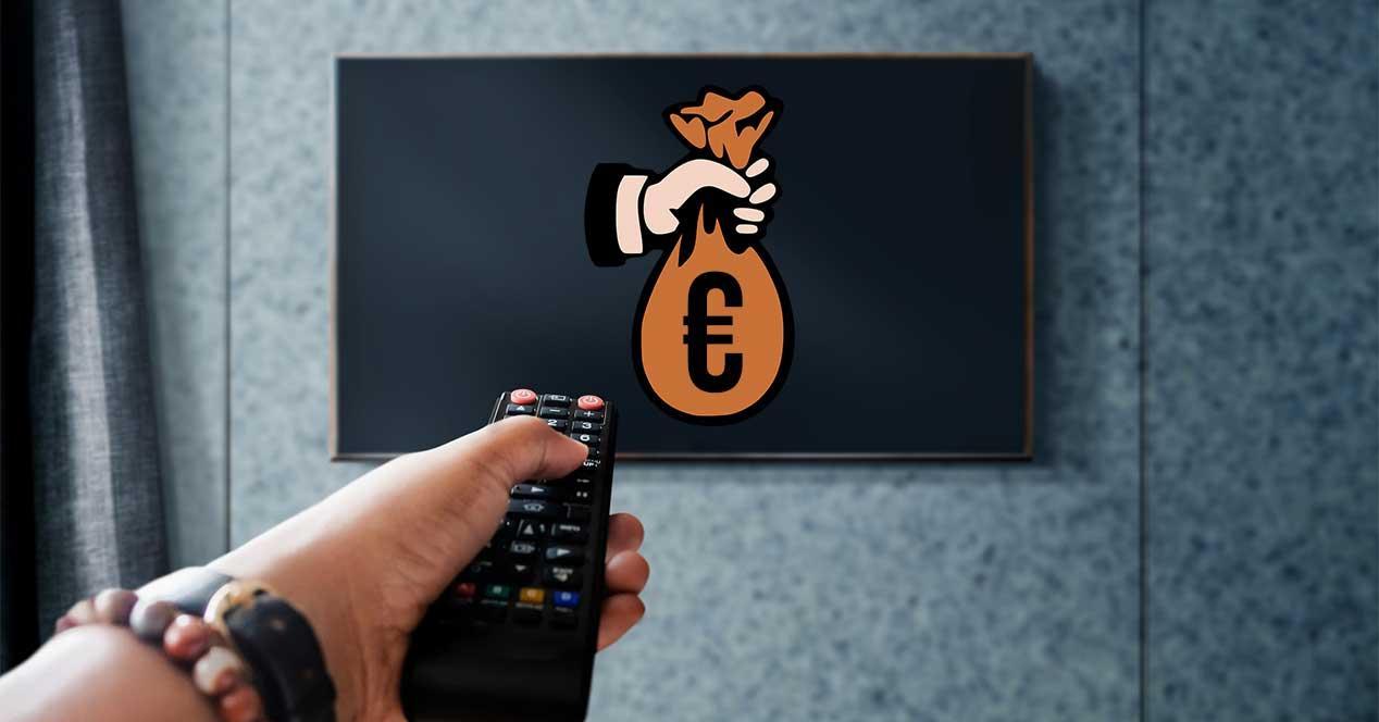 Netflix, HBO and Amazon will finance RTVE, the operators will no longer