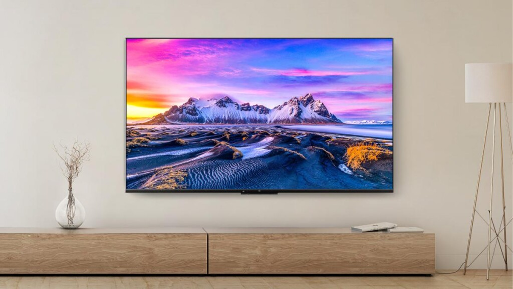 5 new Xiaomi Smart TVs with 4K and Android TV