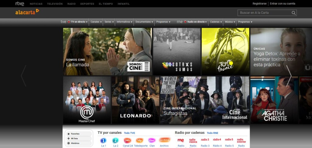 9 sites to watch movies and series online for free