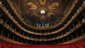 A concert in honor of parents at the Teatro Colón - HJCK