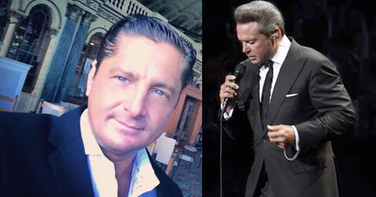 Alejandro Basteri would tell his truth about Luis Miguel with his own series