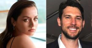 Ana de Armas forgot about Ben Affleck with a Tinder