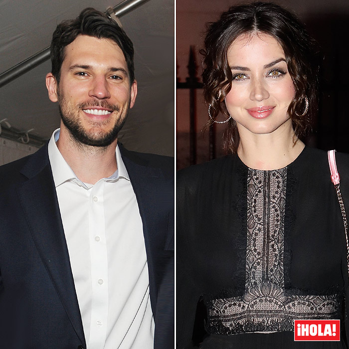 Ana de Armas, in love with the vice president of Tinder?