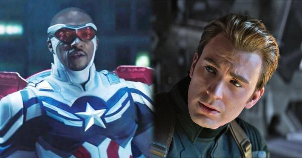 Anthony Mackie Says More Kids Will Identify With Their Captain America Than Chris Evans's | Tomatazos