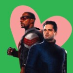 Anthony Mackie explains why Falcon and the Winter Soldier aren't in love and it just doesn't make sense