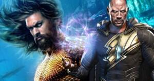 Aquaman versus Black Adam Jason Momoa is sure he will