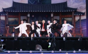 BTS An accident in MUSTER 2021 put idols in danger