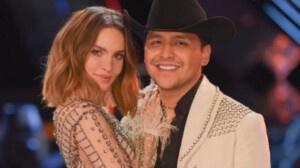 Belinda will marry the singer of rancheras, Christian Nodal - El Comercio